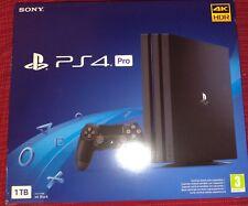 PlayStation 4 pro 1tb gamma 4k
