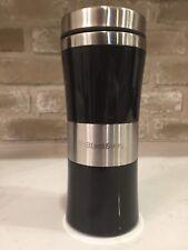 BlackBerry (RIM) Logo Cornado Tumbler [Stainless Steel] (BLACK) mug *Promo*SWAG*