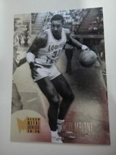 Fleer Karl Malone Not Autographed Basketball Trading Cards