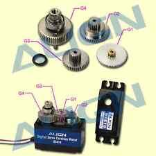 Align HSP61031 Servo Gear Set for DS610/DS620