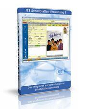 GS Schallplatten-Verwaltung 5 - Software zur Verwaltung Ihrer Schallplatten