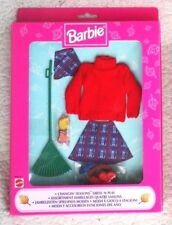 FASHION AVENUE OUTFIT (BARBIE DOLL): AUTUMN, CHANGING SEASONS 1997. MUÑECA) NEW!
