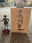 Rare Collectible K/S Pewter Soldier Figures - Set Of 10