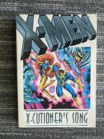 X-Men X-Cutioner's Song TPB 1st Edition 1st Print (Marvel 1994) Graphic Novel
