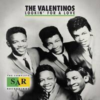 THE VALENTINOS Lookin' For A Love Complete SAR Recs NEW SEALED SOUL R&B CD (ACE)