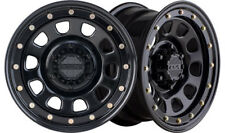 ford fitment steel wheels d hole 16x8 and 17x8 in stock  beedlock look