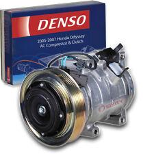 Denso AC Compressor & Clutch for Honda Odyssey 3.5L V6 2005-2007 HVAC Air cc