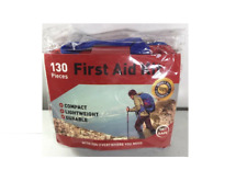 130 pc Emergency Medic First Response Medical Supplies 130 Piece First Aid Kit