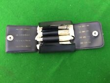 Moore & Wright Small Hole Gauges 899W/5 Boxed Unused.