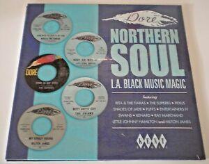 DORE NORTHERN SOUL LP - 14 TRACK LP - UK KENT - STILL IN UNOPENED SHRINK