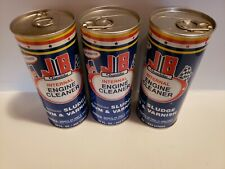 3 PK JB JUSTICS BROS INTERNAL ENGINE  CLEANER SLUDGE GUM AND VARNISHED REMOVAL