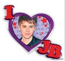 Justin Bieber Cake Cupcake Decoration Party Pop Top Plac Magnet Singer Favor NEW