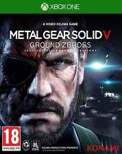 Metal Gear Solid V: Ground Zeroes XBOXONE USATO ITA