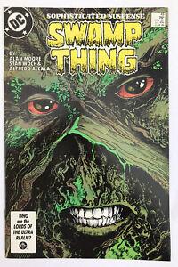 Swamp Thing #49 - Justice League Dark Cameo - DC Comics