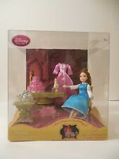 Disney Mini Belle Doll and Playset