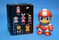 "Sealed 3"" MEGA MAN RED VARIANT Figure KidRobot Loot Crate July 2016 LootCrate"