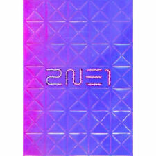 2NE1 - <TO ANYONE> 1st Album CD + Photo Booklet +  K-POP Sealed YG CL