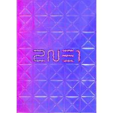 2NE1 -  TO ANYONE  1st Album CD + Photo Booklet +  K-POP Sealed YG CL