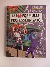 Blake & Mortimer - Les 3 formules du Prof. Sato - 2ème partie  /  EO 1990