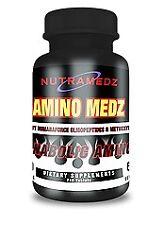 Amino Medz 240ct Nutramedz BCAA EAA Methoxyflavone ( compare to Humanofort )