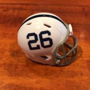 Penn State Nittany Lions 1967-1974, 2017-2020 numerals custom pocket pro helmet