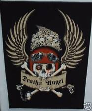 VINTAGE ANNI 80 GRANDE DA CUCIRE TOPPA : bikers. Deaths ANGEL