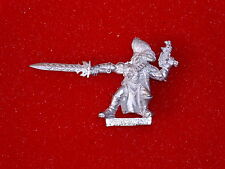 Necromunda Hired gun Wyrd Pyromaniac - OOP - Rare - Metal - Unpainted