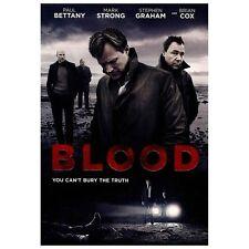Blood (DVD, Paul Bettany, Stephen Graham, Brian Cox, Nick Murphy, 2013)