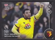 Topps Now - Premier League 2016/17 - 023 Troy Deeney - Watford /82