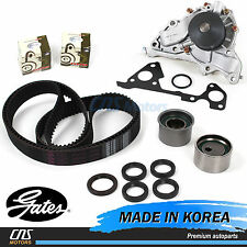 Gates Timing Belt Water Pump Kit Fits 2002-06 Hyundai Santa Fe XG350 Sedona 3.5L