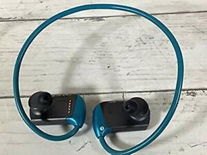 SONY Headphone Integrated Walkman Waterproof 16GB NW-WS615 L OFFICIAL Blue
