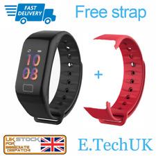 Smart Watch Bracelet Heart Rate Blood Pressure Monitor Fitness Tracker Fit##bit.