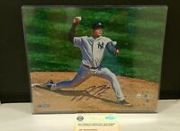 Dellin Betances NY Yankees Autographed Signed 8x10 Auth by Steiner Sports