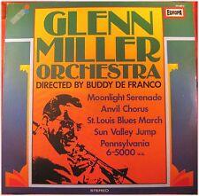 Genn Miller Orchestra, VG/VG+,  LP (5495)