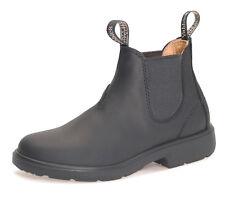 Yabbies Chelsea Boots Stiefeletten Schuhe für Kinder - Black Schwarz