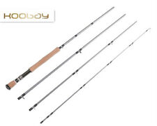 Koobay 8WT 9' Fly Fishing Rod Fast Action 4 Pieces Carbon Fiber Classic Rods