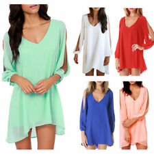 Polyester Long Sleeve Wrap Tops & Blouses for Women