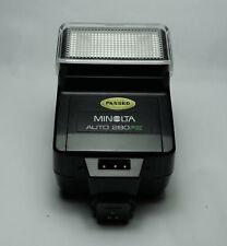 Flash Minolta 280PX