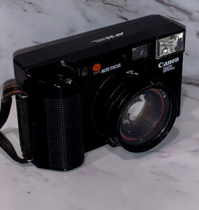 Canon AF35ML Autoboy Point & Shoot 35mm Film Camera