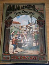 Don Quixote von La Mancha um 1900