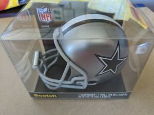 Dallas Cowboys Football Helmet 3M Scotch Tape Dispenser New