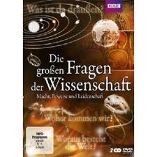 """MICHAEL MOSLEY """"DIE GROßEN FRAGEN DER..."""" 2 DVD NEU"""