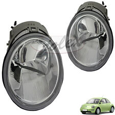 Scheinwerfer Klarglas H1-H1 rechts+links SET SATZ PAAR VW New Beetle 98-05 NEU