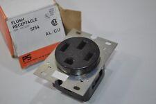 Pass & Seymour Flush Receptacle 50A 125/250V Model# 5457