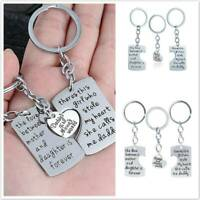 Ladies Fashion Creative Mother's Day keyring Pendant Keychain Ornaments Gift N7