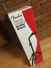 Fender Deluxe Hanging Guitar Stand FREE PRIORITY SHIP