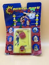 1988 Nintendo PUNCH-OUT Handheld Skill Game by Largo, China