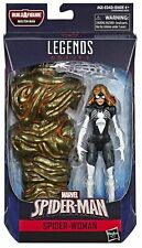 Marvel Legends Molten Man Spider-Woman Hasbro