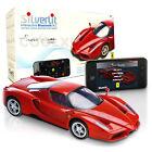 Silverlit Interactive Bluetooth R/C 1:16 Red Enzo Ferrari Car Vehicle Figure