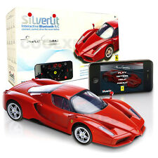 Silverlit Interactive Bluetooth R/C 1:16 Red Enzo Ferrari Car Vehicle Figure